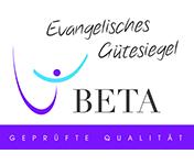 Evangelisches Gütesiegel BETA für geprüfte Qualität